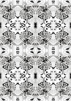 Ceilings and Floors Variation by Helena Tiainen
