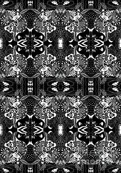Ceilings and Floors Variation Inverted by Helena Tiainen