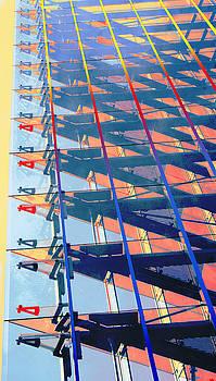 Ceilings of glass by Arie Van Garderen