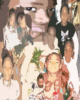 Celebrate The Child by Aldonia Bailey