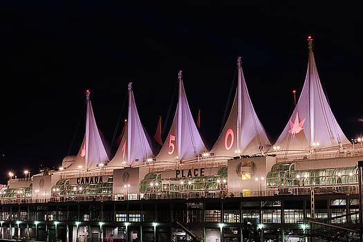 Celebrating Canada's 150th Birthday by Dennis Kowalewski