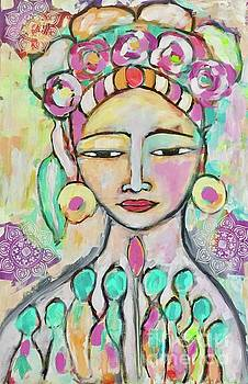 Celebrating Frida  by Corina Stupu Thomas