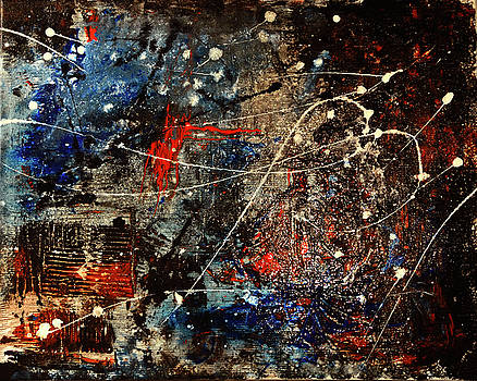 Celebration 3 by Richard Ortolano