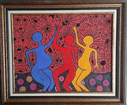 Celebration Mood by Lanre Buraimoh
