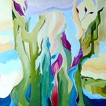 Celebration of Spring by Carola Ann-Margret Forsberg
