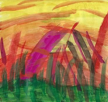Celebration of Spring by Susan Schanerman