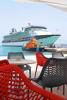 Dennis Cox - Celebrity Cruise Ship