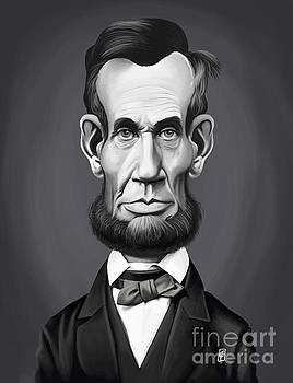 Celebrity Sunday - Abraham Lincoln by Rob Snow
