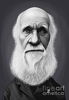 Celebrity Sunday - Charles Darwin by Rob Snow