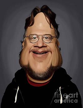 Celebrity Sunday - Guillermo Del Toro by Rob Snow