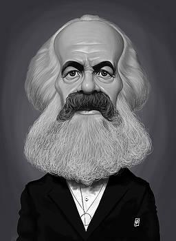 Celebrity Sunday - Karl Marx by Rob Snow