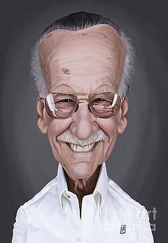 Celebrity Sunday - Stan Lee by Rob Snow