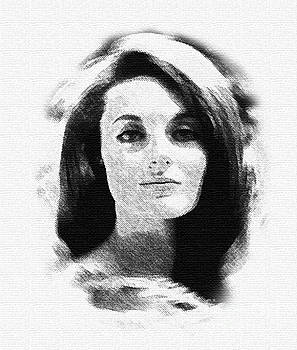 Celeste Yarnall  by Eman Allam