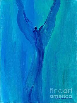 Celestial Angel by Robin Maria Pedrero