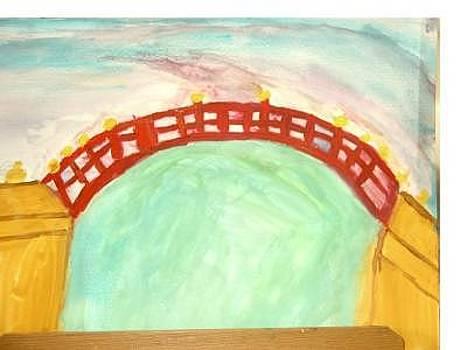 Celestial Bridge by Annie Dameron
