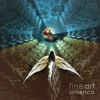 Celestial Cavern by Vincent Autenrieb