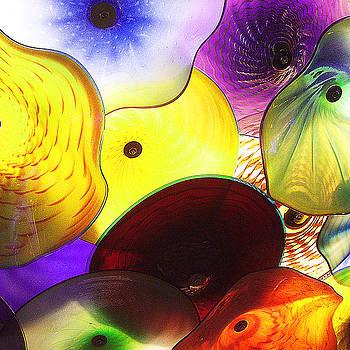 Celestial Glass 1 by Xueling Zou