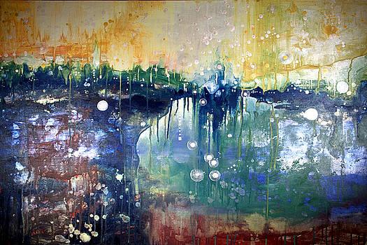 Celestial Lake by Teresa Carter