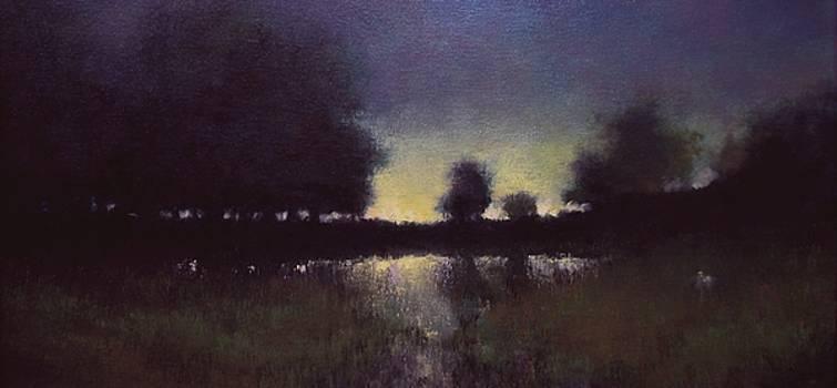 Celestial Place #8 by Jim Gola