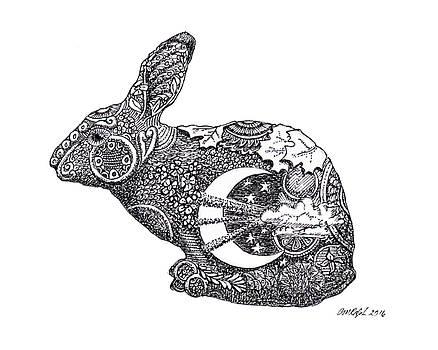 Celestial Rabbit by CM Ralph