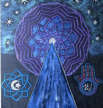 Celestial Transcendence by Amy Hassan
