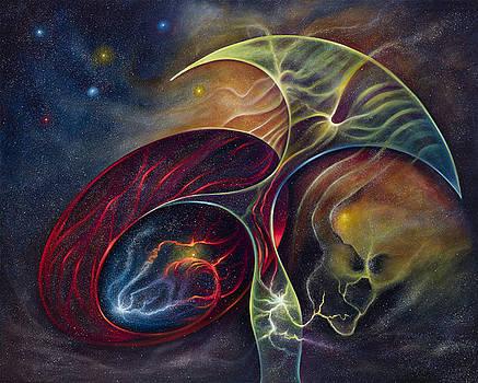 Celestial Transfiguration by Birgit Seeger-Brooks