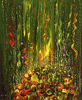 Cell-ebrations 4 by Dalal Farah Baird