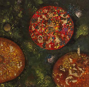 Cell-fie by Dalal Farah Baird