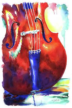 Cello by Jamie Hansen