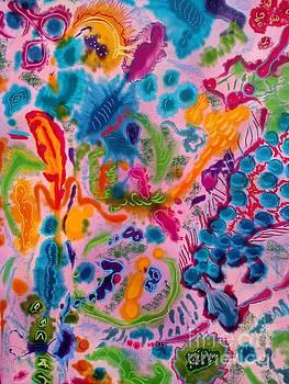 Cellular Abstraction by John Prenderville