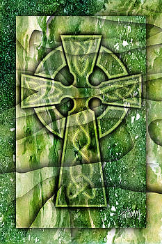Celtic Cross 01a by Tim Thomas