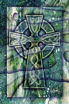 Celtic Cross 01b by Tim Thomas