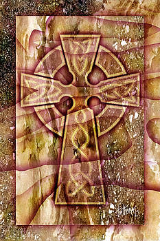 Celtic Cross 01c by Tim Thomas