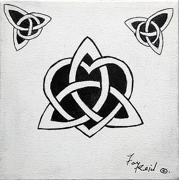Celtic Hart by Fay Reid