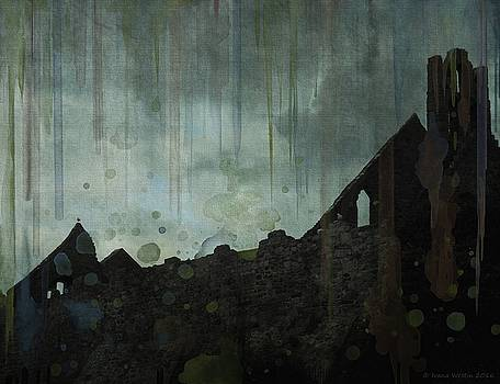 Celtic ruins by Ivana Westin