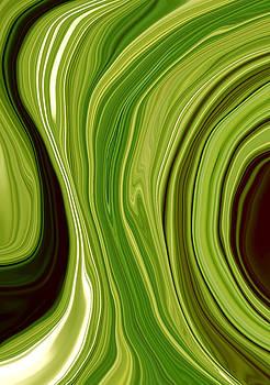 Cement-Green by Linnea Tober
