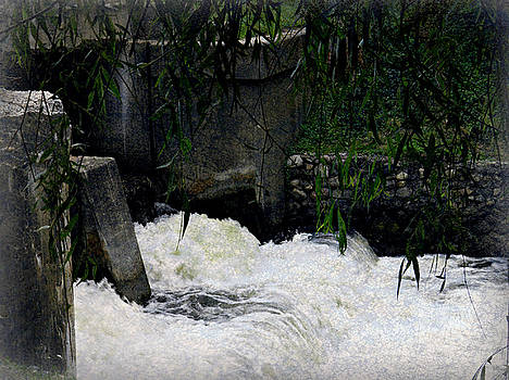 Emily Kelley - Cement Waterfall