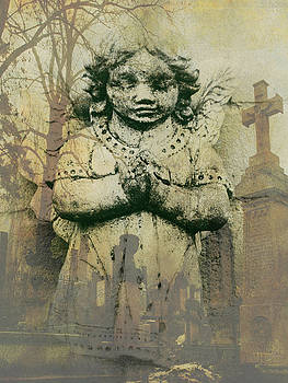 Emily Kelley - Cemetary Angel