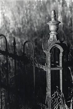 Erik Paul - Cemetery  Fence