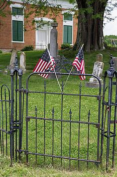 Teresa Mucha - Cemetery Flags