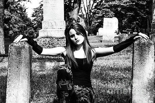 Cemetery Girl by Catherine Hill