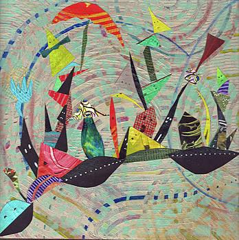 Centrafuge by Linnie Greenberg