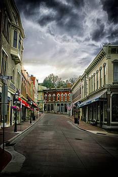 Central City, Colorado  by Gus Schoenamsgruber