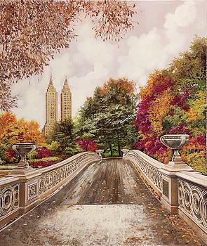Central Park by Guido Borelli