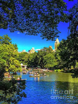 Julian Starks - Central Park Lake