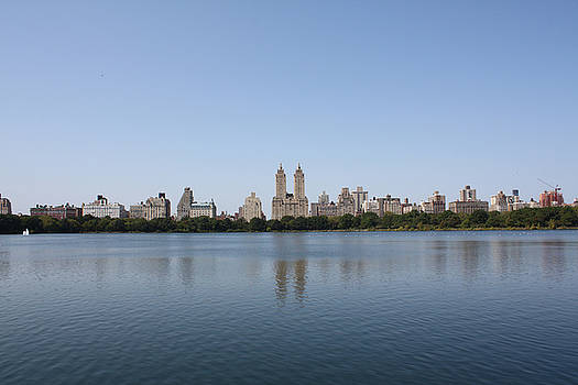 Central Park Ny by Eduardo Alonso