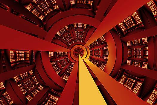 Central Vanishing Point No. 2 by Mark Eggleston