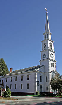 Centre Congregational Church by Gerald Mitchell