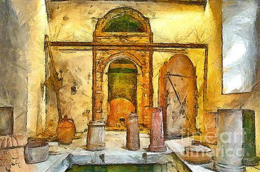 Ceramic laboratory by Giuseppe Cocco