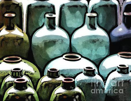 Ceramic Vases by Phil Perkins